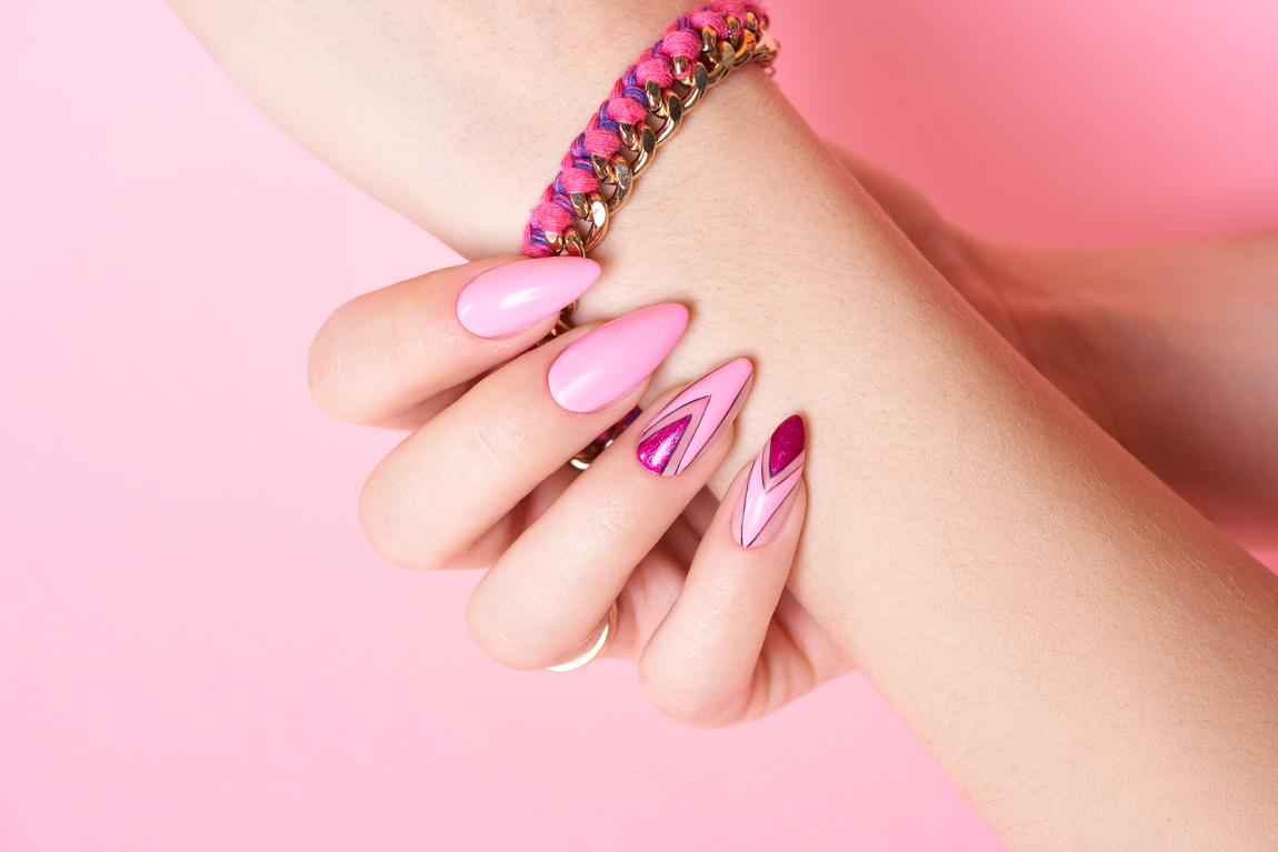 nie wiem santorini indigo nails