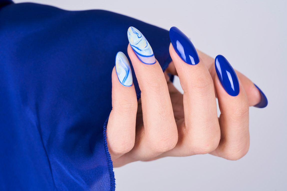Kurt Cobalt Santorini Indigo Nails