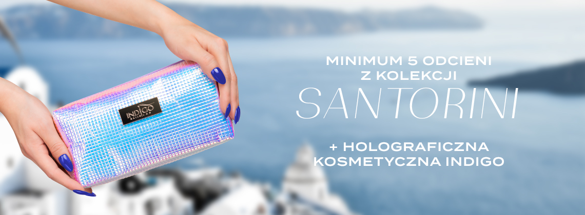 PROMOCJA! Wybierz się w słoneczną podróż z kolekcją Santorini