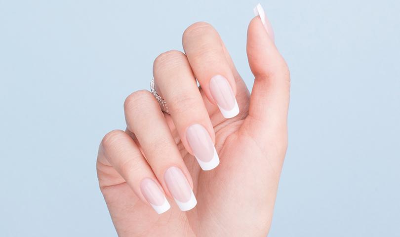 Gel Polish French manicure – step by step   Blog Indigo Nails