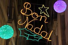 Boże Narodzenie w Barcelonie