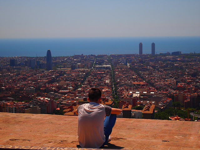 Bunkers del Carmel - tym miejscem można się zachwycić!, najlepsze punkty widokowe w Barcelonie