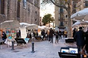 Marzec 2017 w Barcelonie