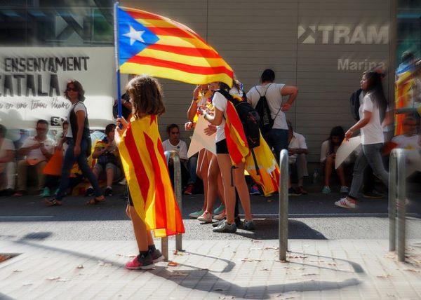La Diada to czas, w którym na barcelońskich ulicach powiewać będą katalońskie flagi