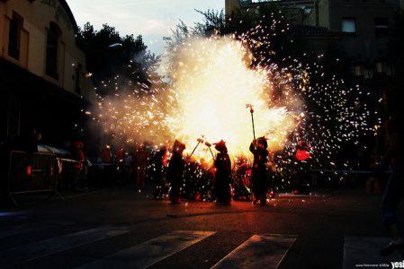 Sierpień 2018 w Barcelonie