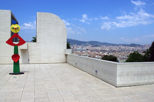 Miró w Barcelonie, Muzea w Barcelonie