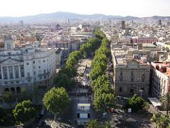 La Rambla – Barcelona i jej najsłynniejsza ulica