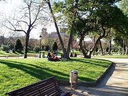 Parc de la Ciutadella – Barcelona w zielonej odsłonie