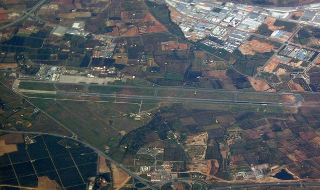 Lotnisko Reus, Barcelona, Hiszpania, reus barcelona