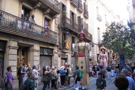Wrzesień 2018 w Barcelonie