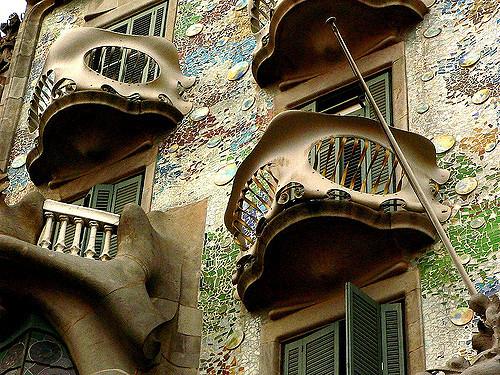 Dzieła Gaudiego to główna barcelońska atrakcja, na odkrycie czekają tu jednak i inne architektoniczne cuda, październik 2016 w Barcelonie
