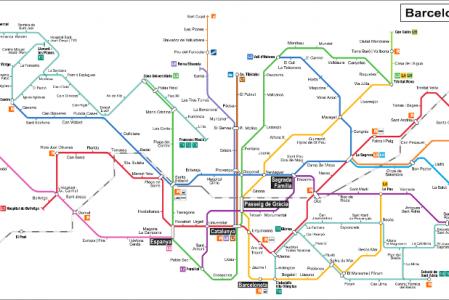 Barcelona – metro