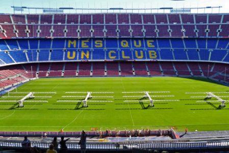 Piłkarskie święto na Camp Nou