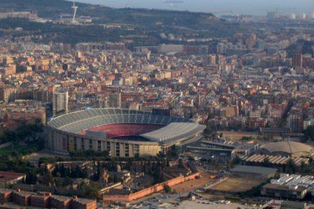 Jak dostać się na Camp Nou?