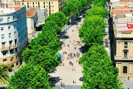 Maj 2015 w Barcelonie