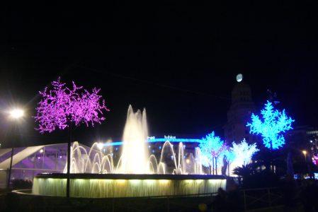 Świąteczne atrakcje w Barcelonie