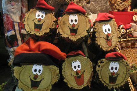 Fira de Santa Llucia – poczuj magię świąt w Barcelonie