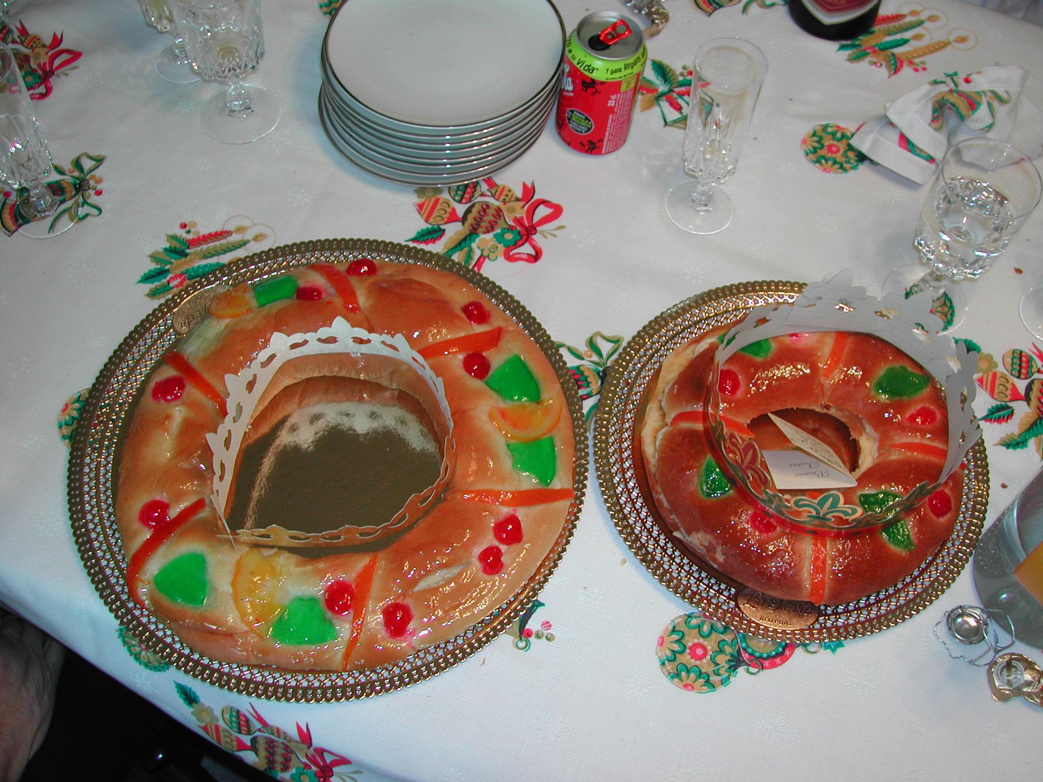 Hiszpańskie potrawy świąteczne