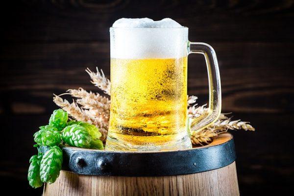 Barcelońskie święto piwa, marzec 2018 w Barcelonie