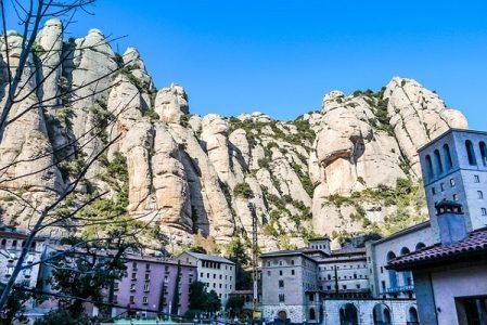 Wyprawa do Montserrat. Barcelona i jej okolice