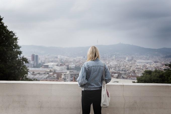 Barcelona w obiektywie aparatu , zwiedzanie Barcelony