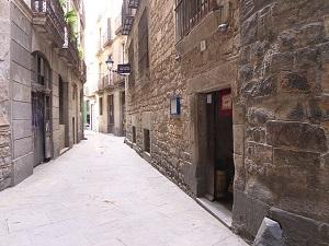 Barcelona mniej znana