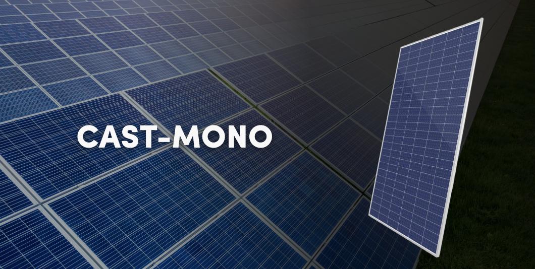 Cast-mono – technologia hybrydowa w produkcji ogniw fotowoltaicznych. Czy warto wybrać taki moduł?