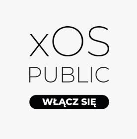 xOS Public Włącz się